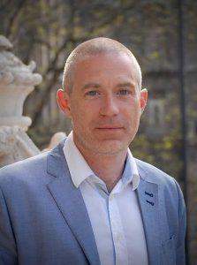 Sztaniszlav András, a CCO Magazin Felelős Kiadója, Lapigazgatója